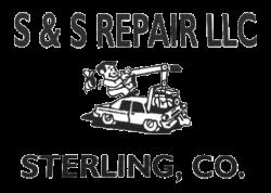 S&S Repair Logo